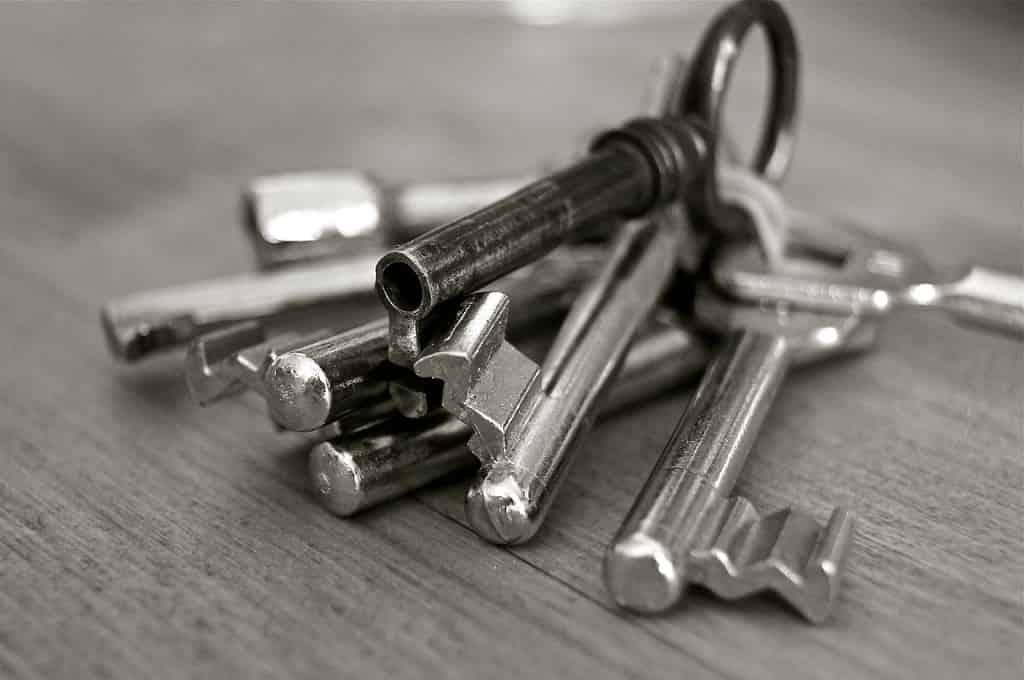 jak zacząć korzystać z bitcoina klucze