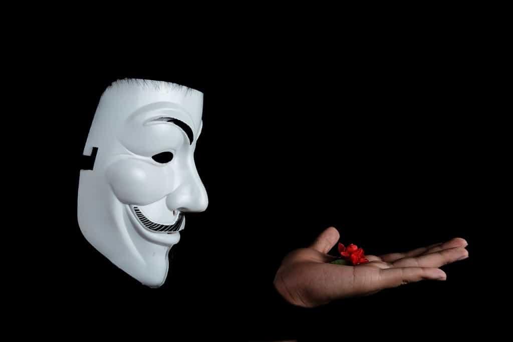 bańki na bitcoinie anonimowość