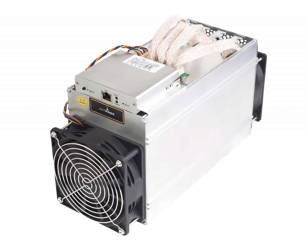 koparki do bitcoina antminer s9