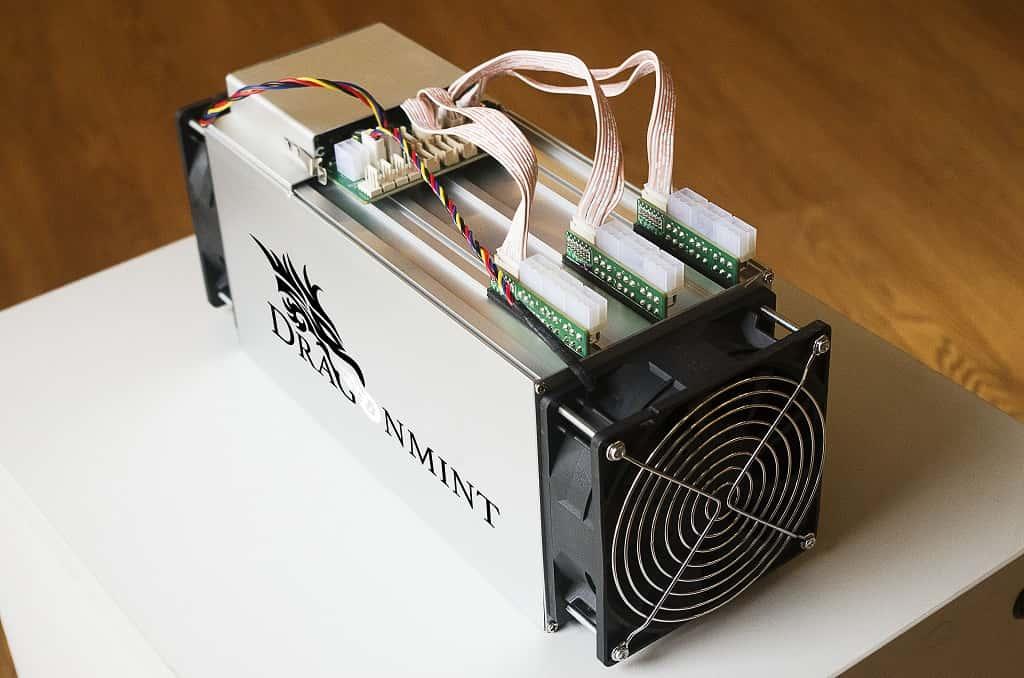 koparki di bitcoina dragon mint